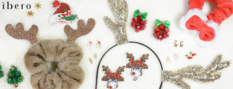 Voita joulun riemastuttavimmat asusteet Iberolta!