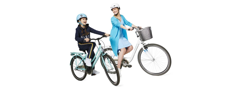 Naisten polkupyörät