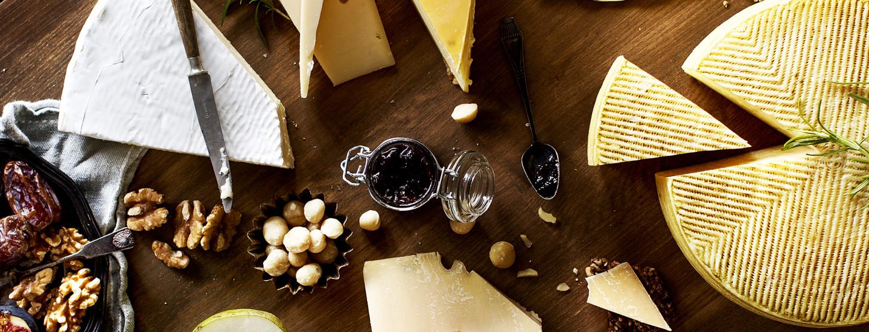 Täydelliset juomat juustoille