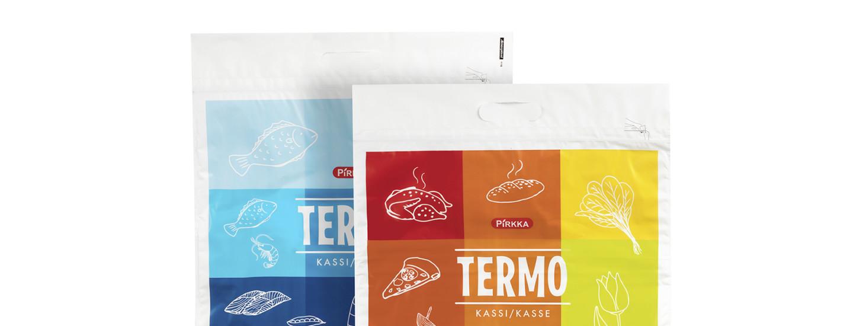 Pirkka termokassit valmistetaan Suomessa