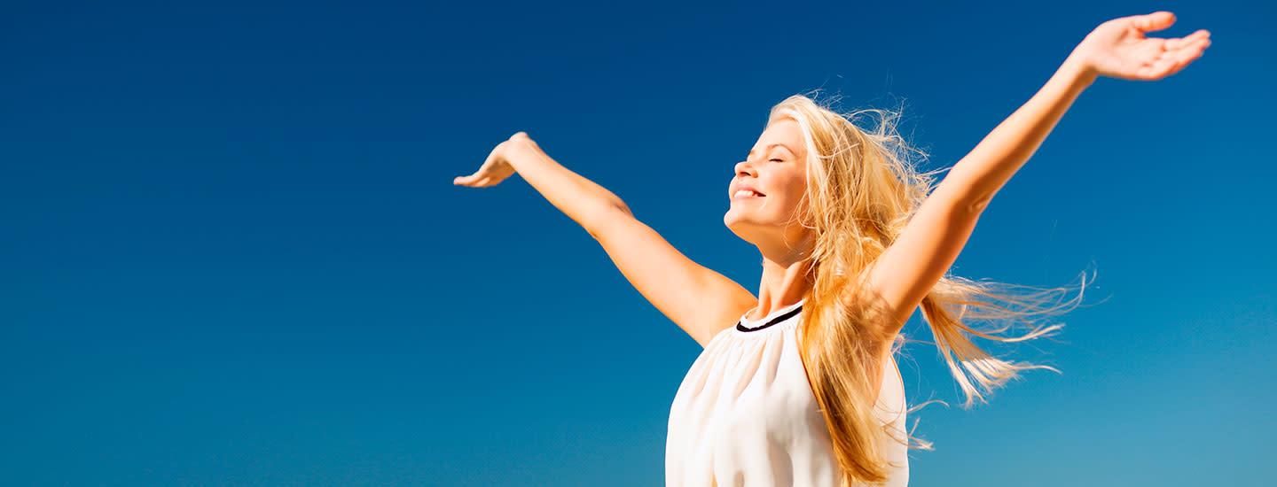 Onnellisuus syntyy hormonien tasapainosta