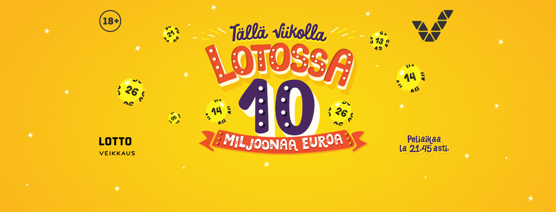 Lotto K-ruokakaupastasi