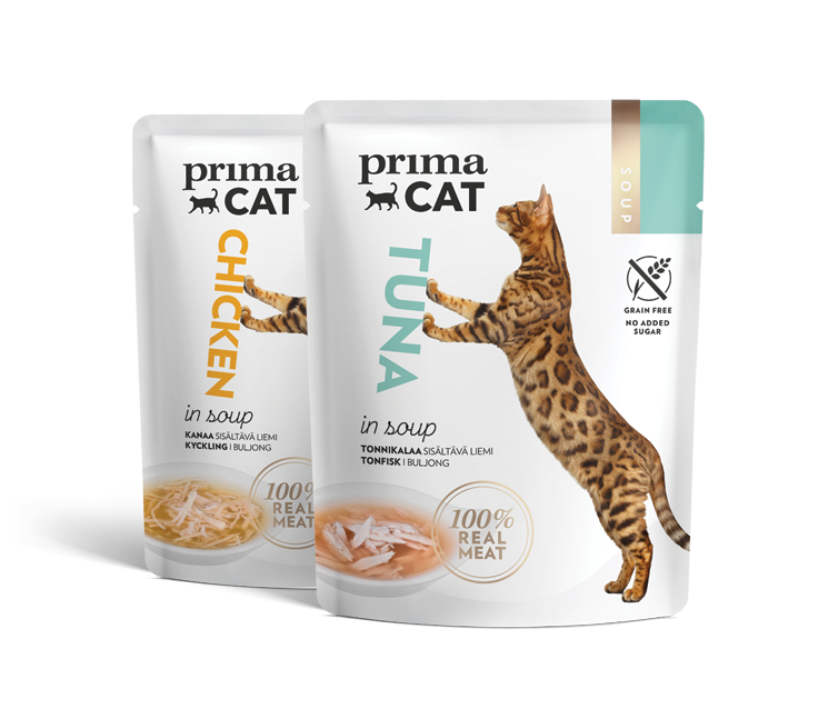 PrimaCat Group Soup