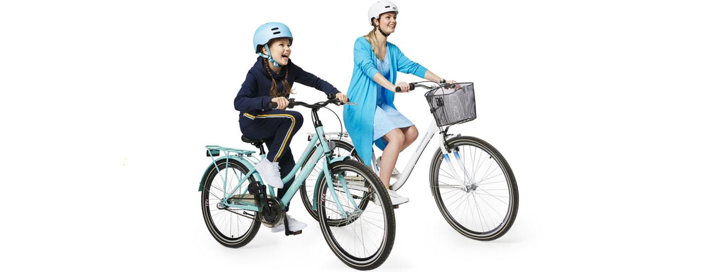 K-Citymarketin monipuolinen pyörävalikoima