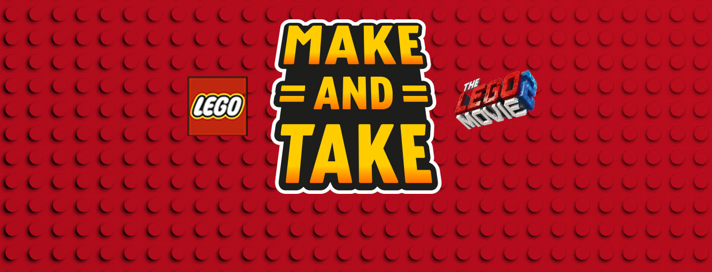 LEGO® Make and Take