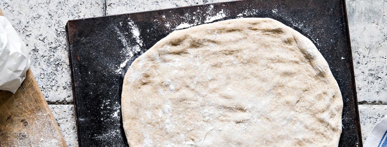 Näin onnistut: Italialainen pizzapohja