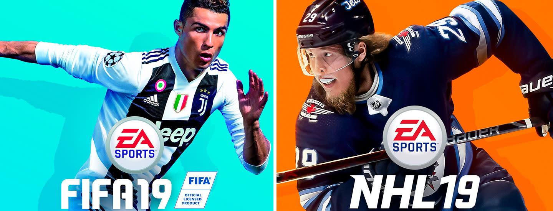 NHL 19 ja FIFA 19 K-Citymarketissa