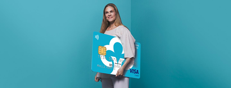 Liitä K-Plussa Säästöpankin korttiisi