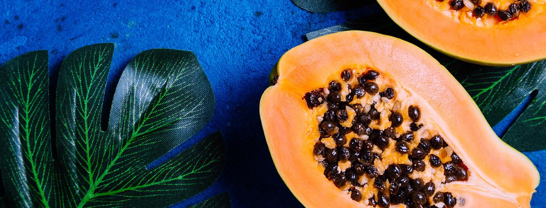 Papaija tuo terveiset tropiikista