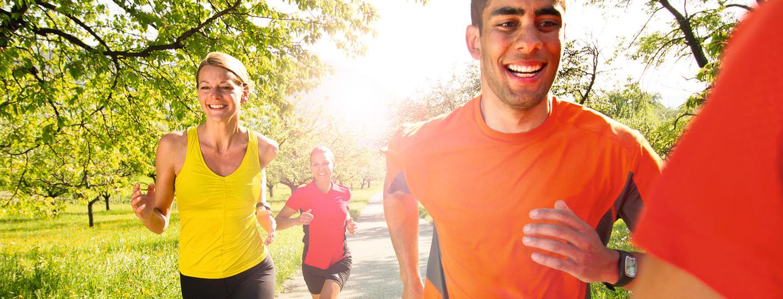 Aloititko juoksun? Terveellinen ruokavalio on kaiken a ja o