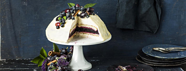Itsenäisyyspäivän kakku ihastuttaa