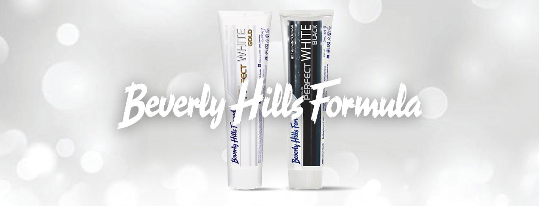 Voita vuoden Beverly Hills Formula -hammastahnat