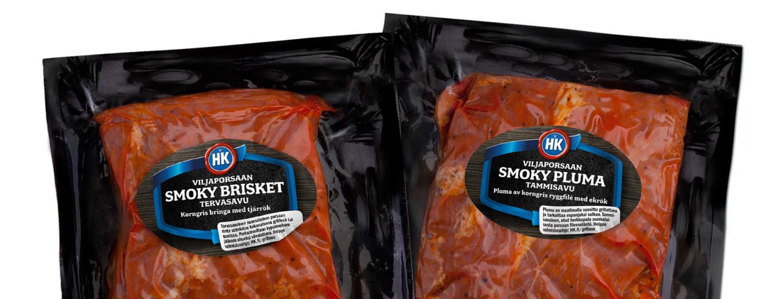 HK:n grillilihoissa maistuu savu ja terva