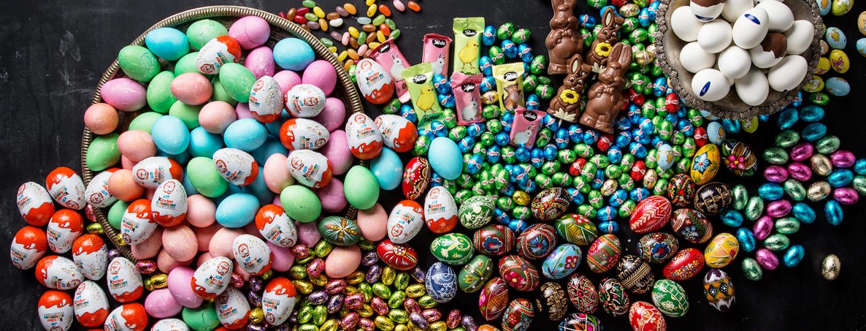 Kuvahaun tulos haulle pääsiäis suklaamunat