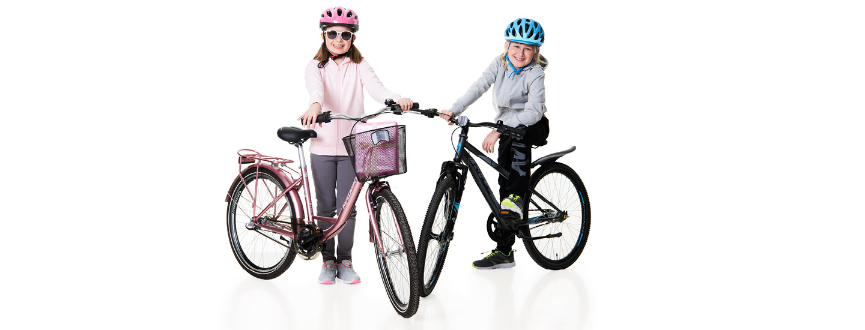 Lasten ja nuorten polkupyörät