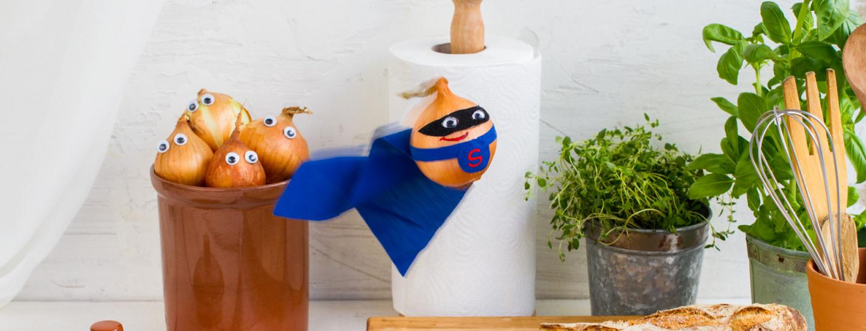 Lasten makusatu: Super-Sipuli