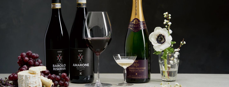 Pirkka-viinit Alkon valikoimassa