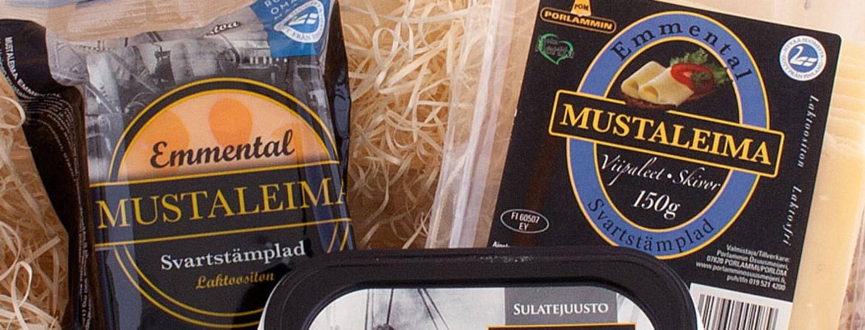 Parasta laatua Etelä-Suomen viimeisestä juustolasta