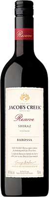jacobs creek reserve shiraz 150 cl