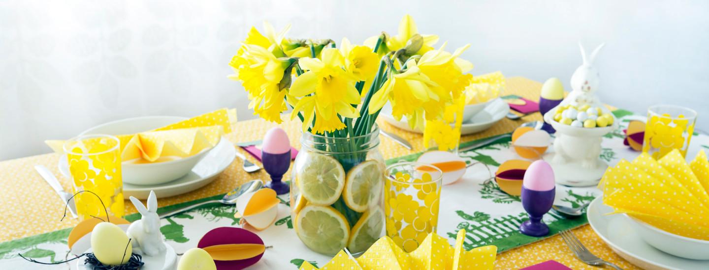 Helppo ja kaunis pääsiäiskattaus