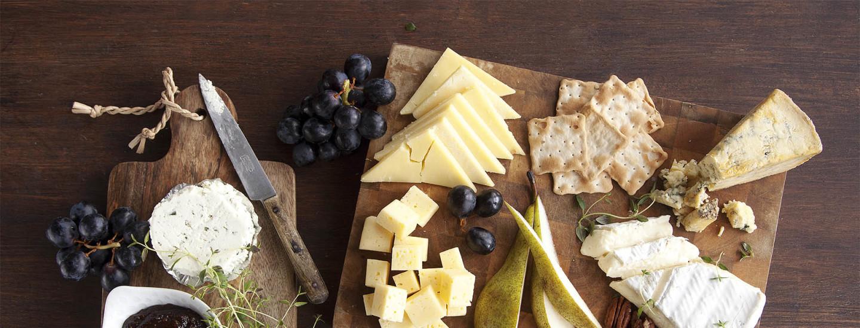 Herkuttele juustoilla