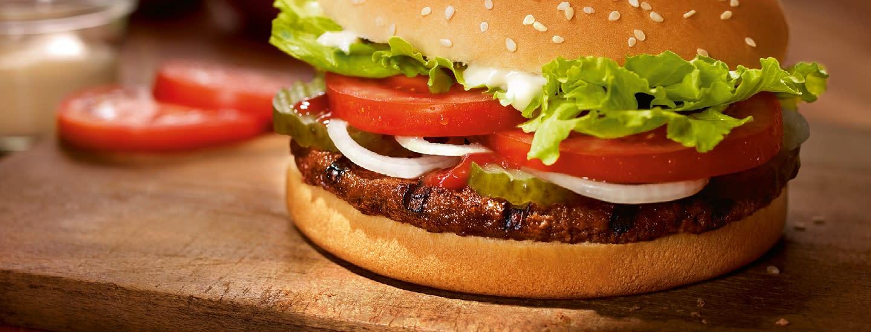 Burger Kingit Neste K –asemilla
