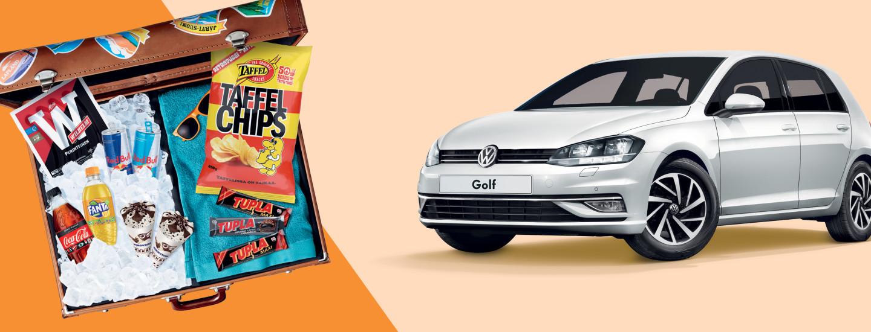 Ota kesällä kohteeksi K-Market - voit voittaa auton ja monia muita palkintoja