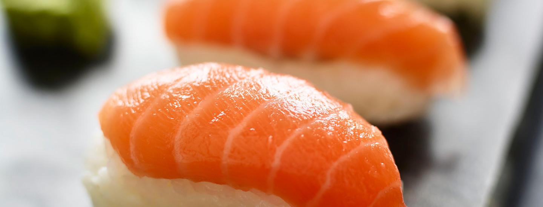 Herkuttele Suomessa valmistetulla sushilla