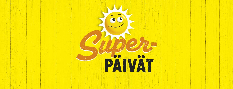 K-Supermarketin Superpäivät 30.1.-9.2.2020