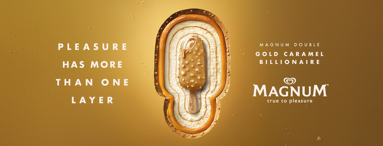 Magnum esittelee kaikkien aikojen ylellisimmän jäätelönsä