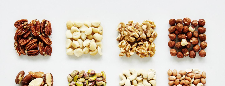 Pähkinät jokaiselle päivälle