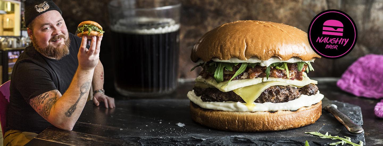 Huippukokin burgerit: Top 10