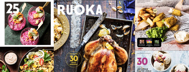Pirkka-lehden reseptit 11/2017