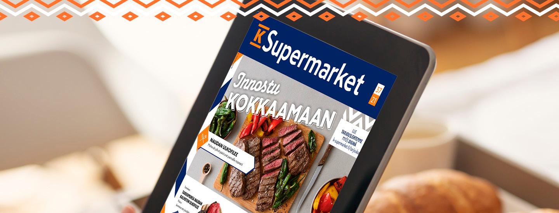K-Supermarketin tarjoukset ja edut