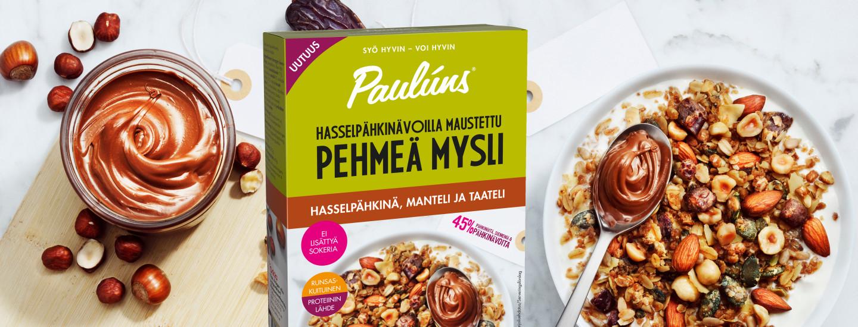 Paulúns - syö hyvin, voi hyvin