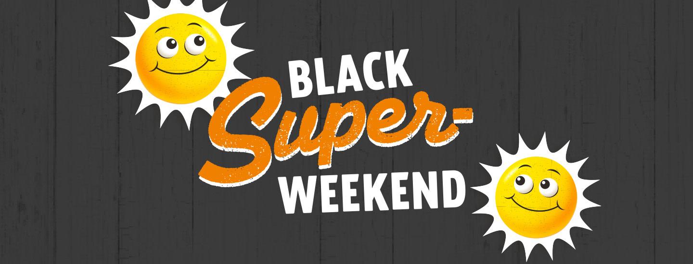 K-Supermarketin Black Super Weekend