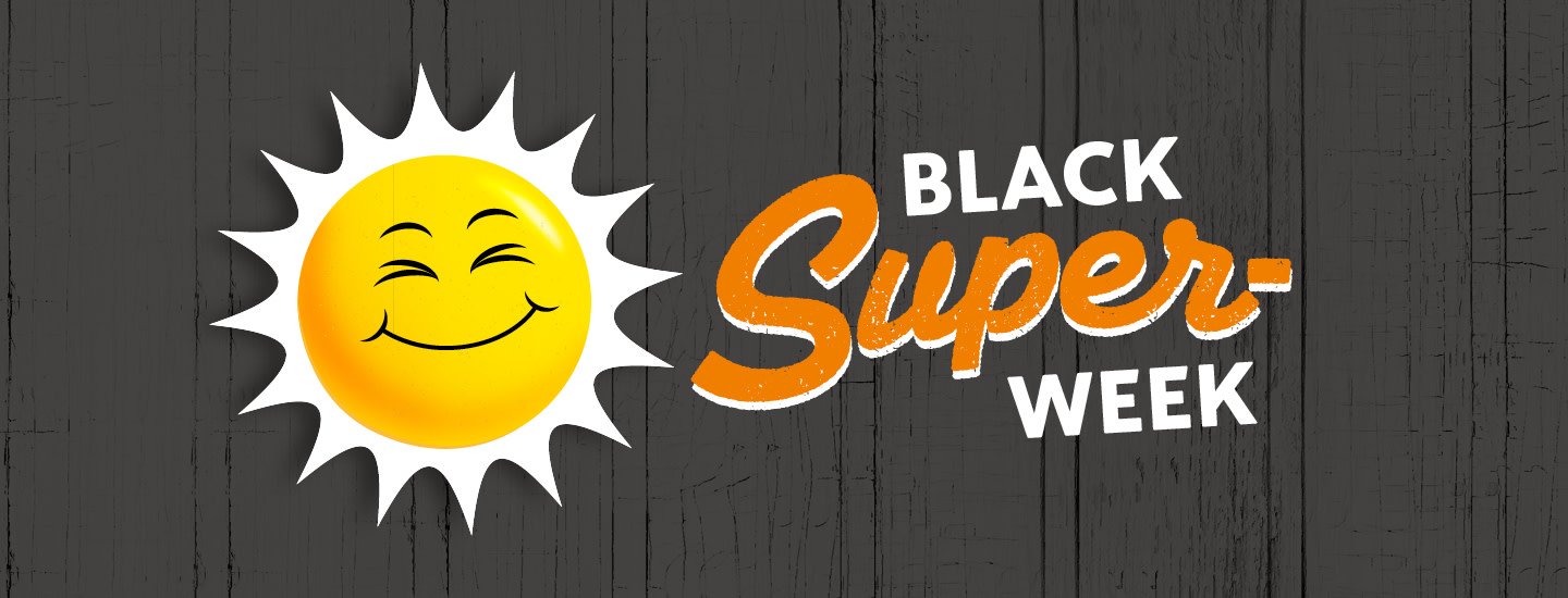 K-Supermarketin Black SuperWeek 26.11.-2.12.