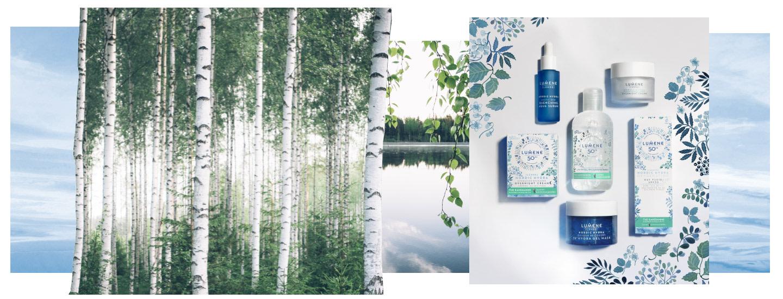 Lumene LÄHDE -kesäkampanja - rakkaudesta pohjoiseen luontoon