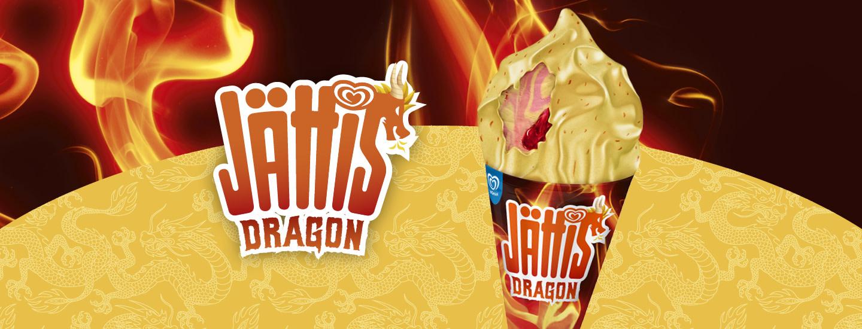 Jättis Dragon – Always be a unicorn... Unless you can be a dragon. Then always be a dragon.