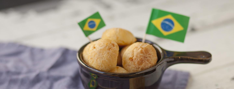 Brasilia, miljoonien herkkujen maa
