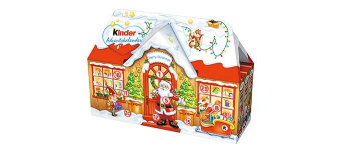 Lindt Joulukalenteri