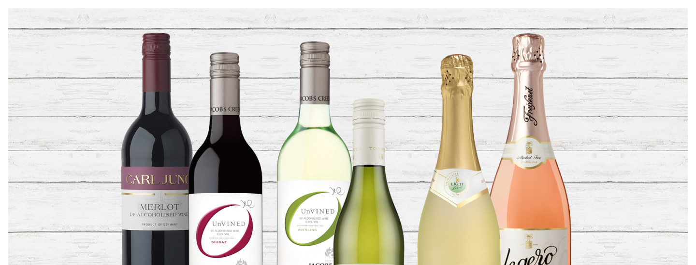 Alkoholittomat viinit testissä