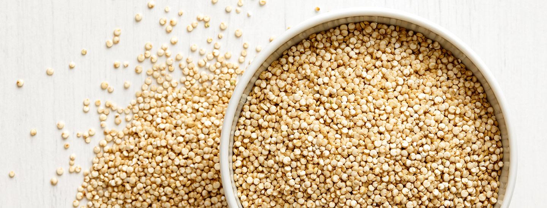 Näin käytät kvinoaa