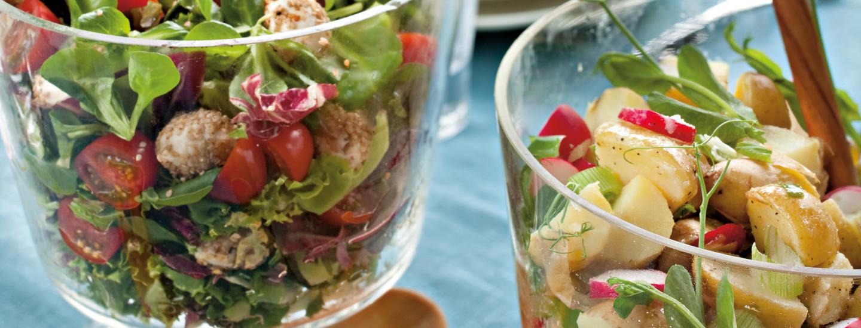 Uusi ruokatrendi: Salaattibaarit