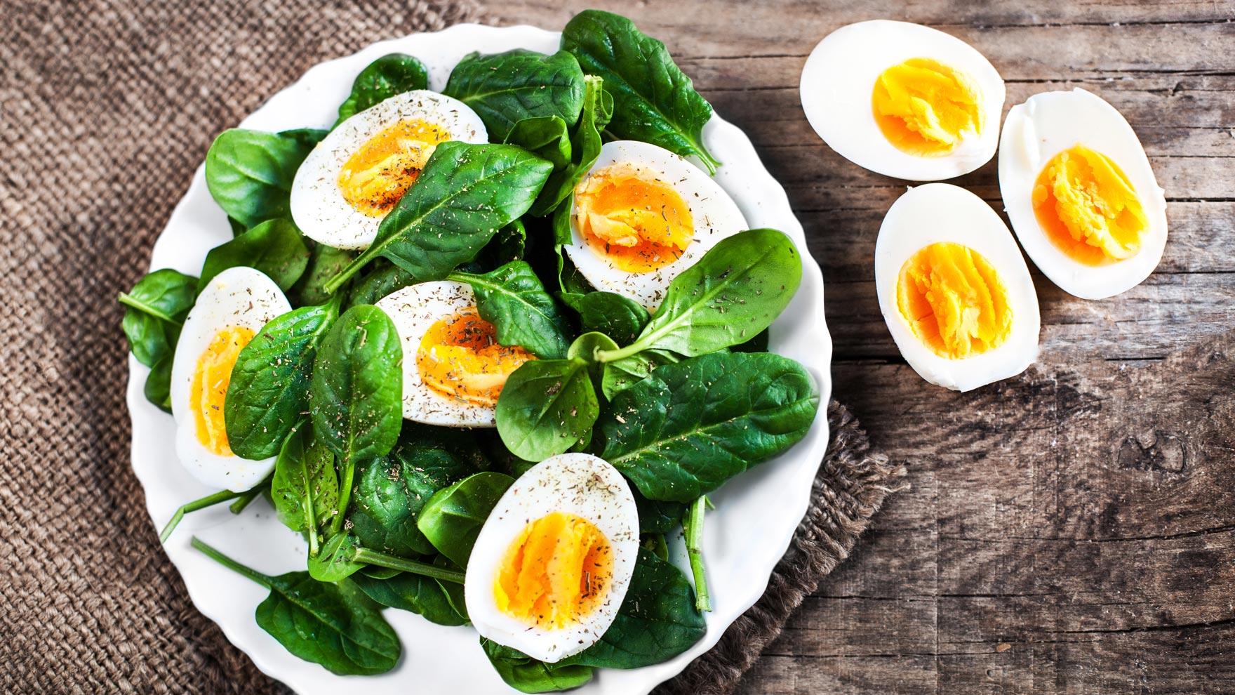 Kananmunien Keittoaika