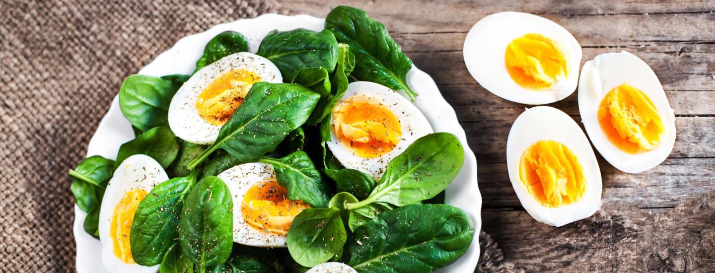 Näin onnistut: Kananmunan keittäminen