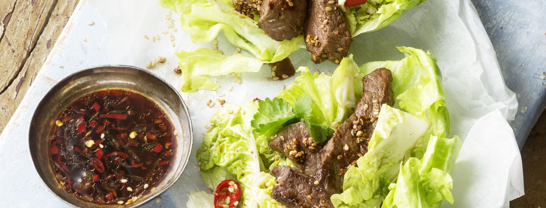 Aasian maut grillissä - näin syntyy bulgogi-marinadi