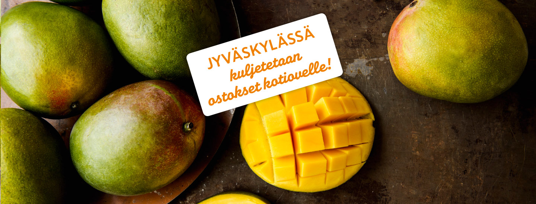 Ruoan verkkokauppa Jyväskylässä