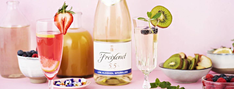 Tee upea mimosabaari valmistujaisiin – katso ohje!