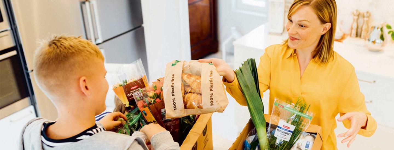 K-Supermarket Hyppyri toimittaa ruokaostokset kotiovelle